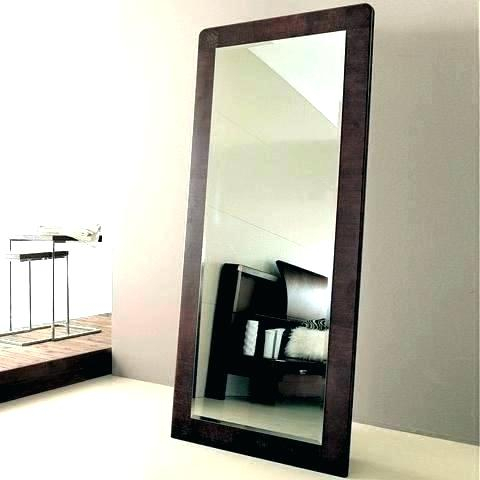 Inspiration about Modern Floor Mirror – Abrahamlagrone.co Within Jameson Modern & Contemporary Full Length Mirrors (#18 of 20)