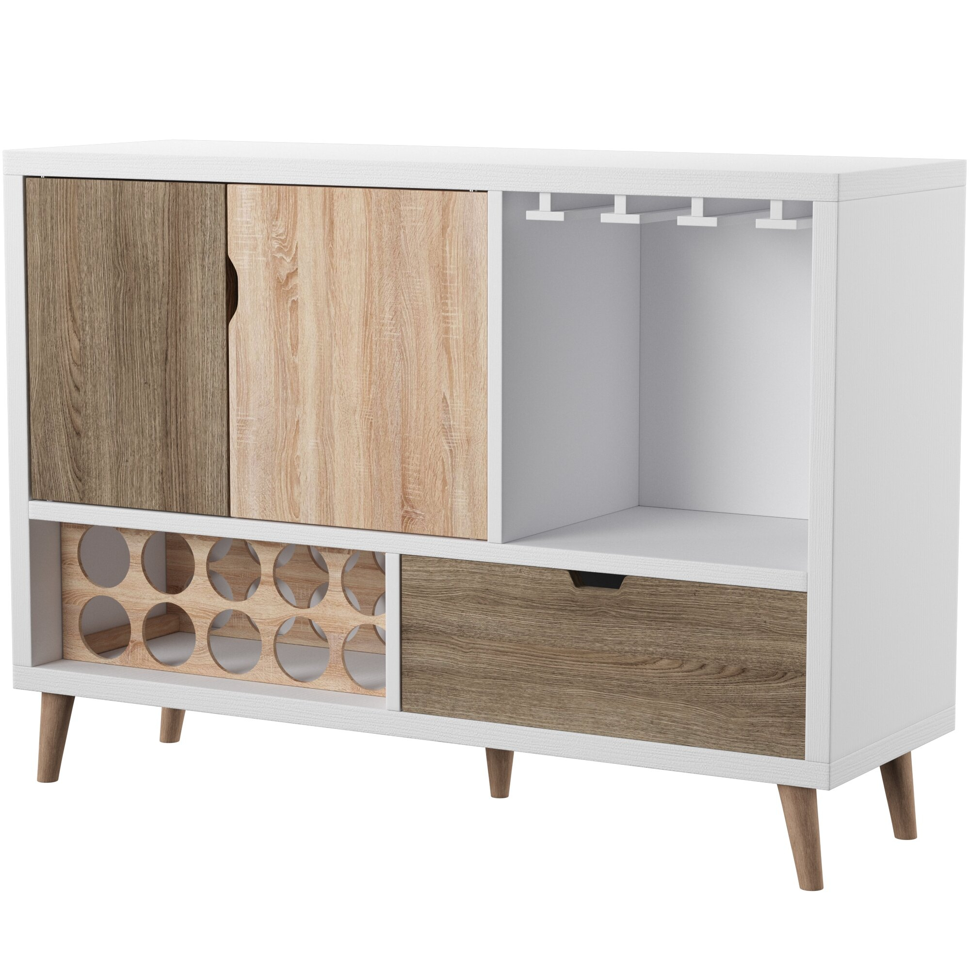 Modern Mercury Row Sideboards + Buffets | Allmodern Within Best And Newest Longley Sideboards (View 8 of 20)