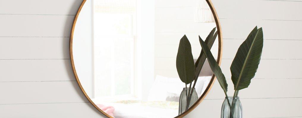 Inspiration about Modern Mirrors | Allmodern Inside Kayden Accent Mirrors (#16 of 20)