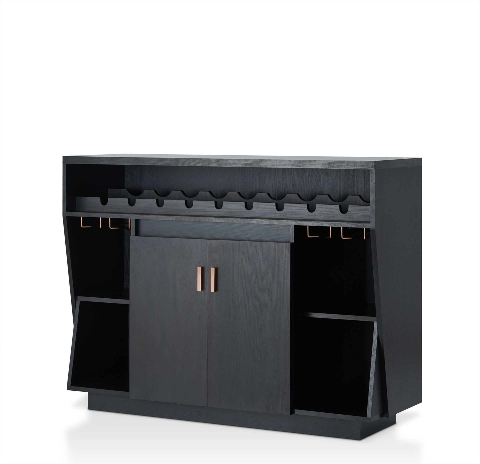 Inspiration about Modern Open Storage Equipped Sideboards + Buffets | Allmodern Throughout Most Popular Stennis Sideboards (#11 of 20)
