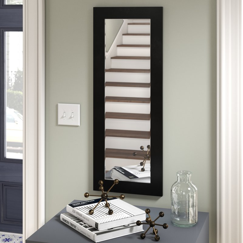 Modern Rectangle Wall Mirror Within Modern Rectangle Wall Mirrors (#11 of 20)