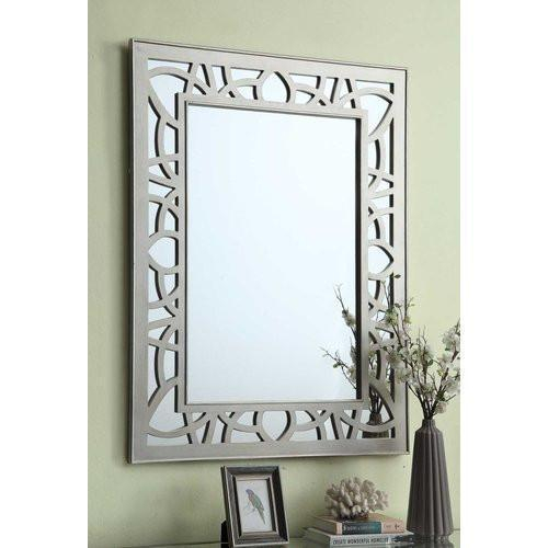 Modern Wall Mirror With Modern Rectangle Wall Mirrors (#14 of 20)