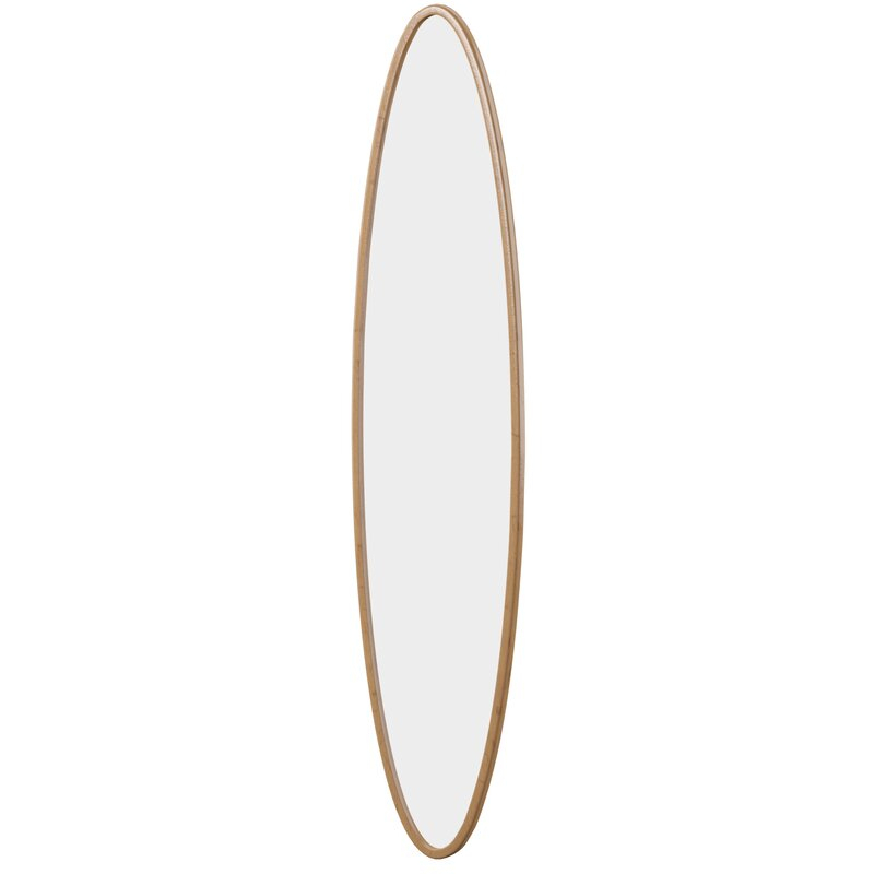 Inspiration about Morrisania Oval Accent Mirror With Regard To Oval Metallic Accent Mirrors (#17 of 20)