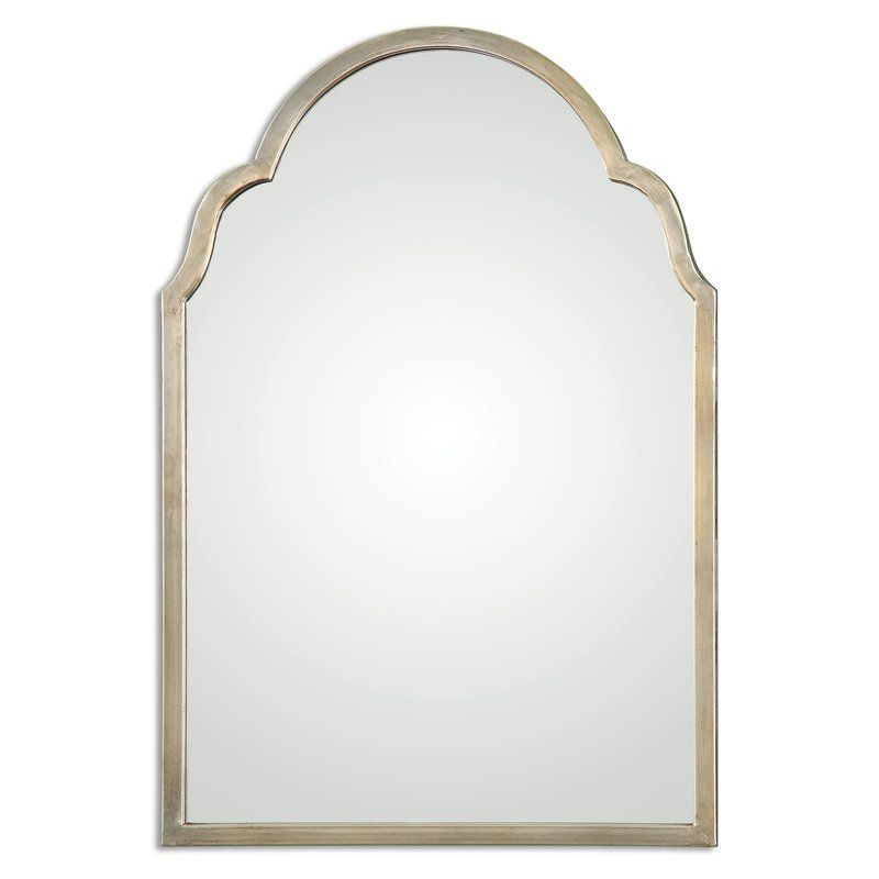 Inspiration about Moseley Accent Mirror | Master Bedroom | Arch Mirror Regarding Moseley Accent Mirrors (#1 of 20)