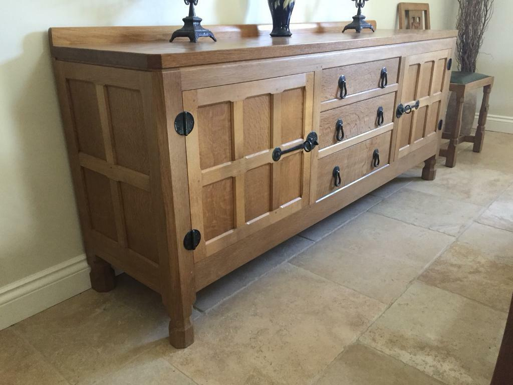 Inspiration about Mouseman Sideboard. | In York, North Yorkshire | Gumtree With Regard To Most Recent North York Sideboards (#13 of 20)
