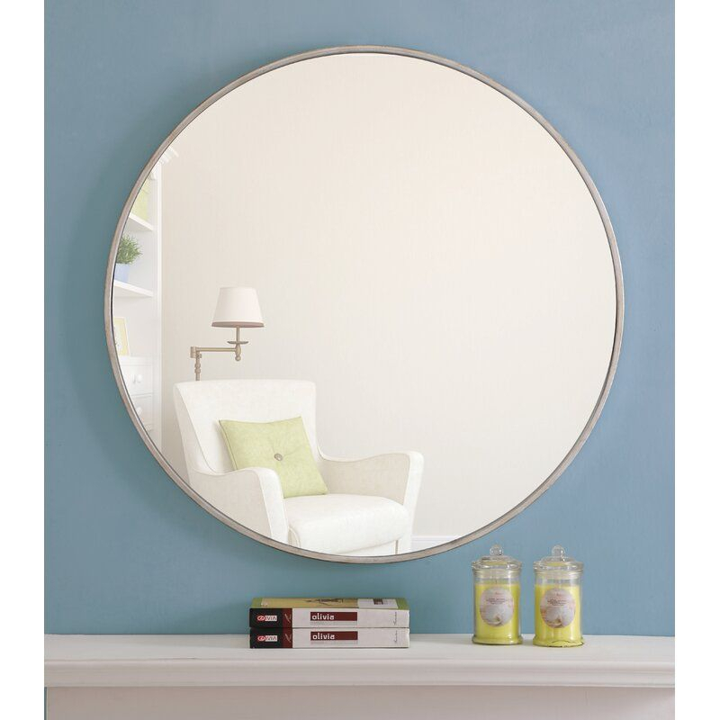 Needville Modern & Contemporary Accent Mirror In 2019 Throughout Modern & Contemporary Beveled Accent Mirrors (View 18 of 20)