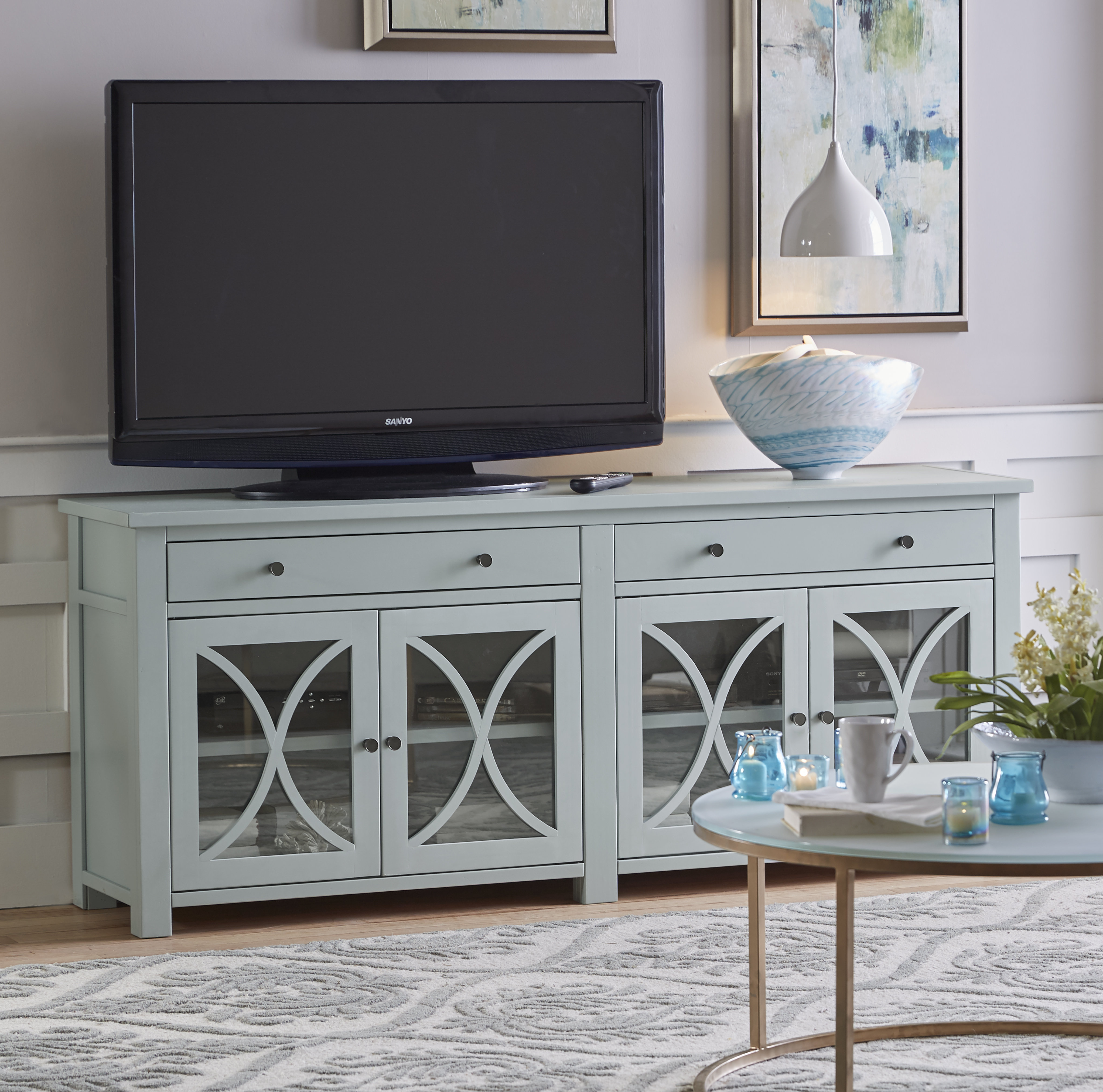 """Newburgh Tv Stand For Tvs Up To 60"""" In Latest Parmelee Tv Stands For Tvs Up To 65"""" (#15 of 20)"""