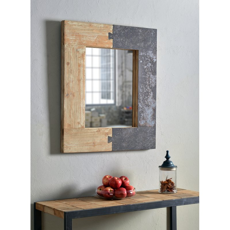 Norma Accent Mirror | Birch Lane Within Glynis Wild West Accent Mirrors (View 14 of 20)