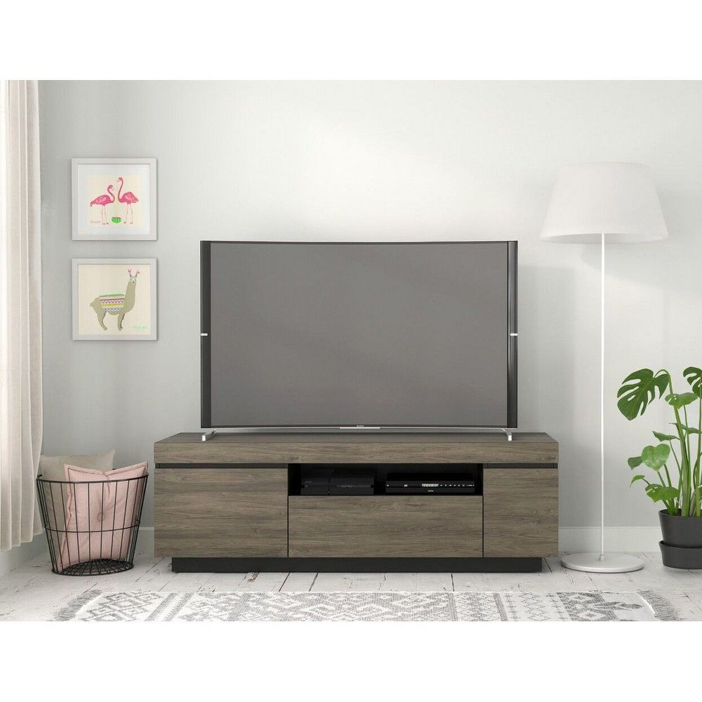 """Oak Creek Tv Stand For Tvs Up To 42"""" In 2019   Sectional Intended For Most Recent Ericka Tv Stands For Tvs Up To 42"""" (#13 of 20)"""