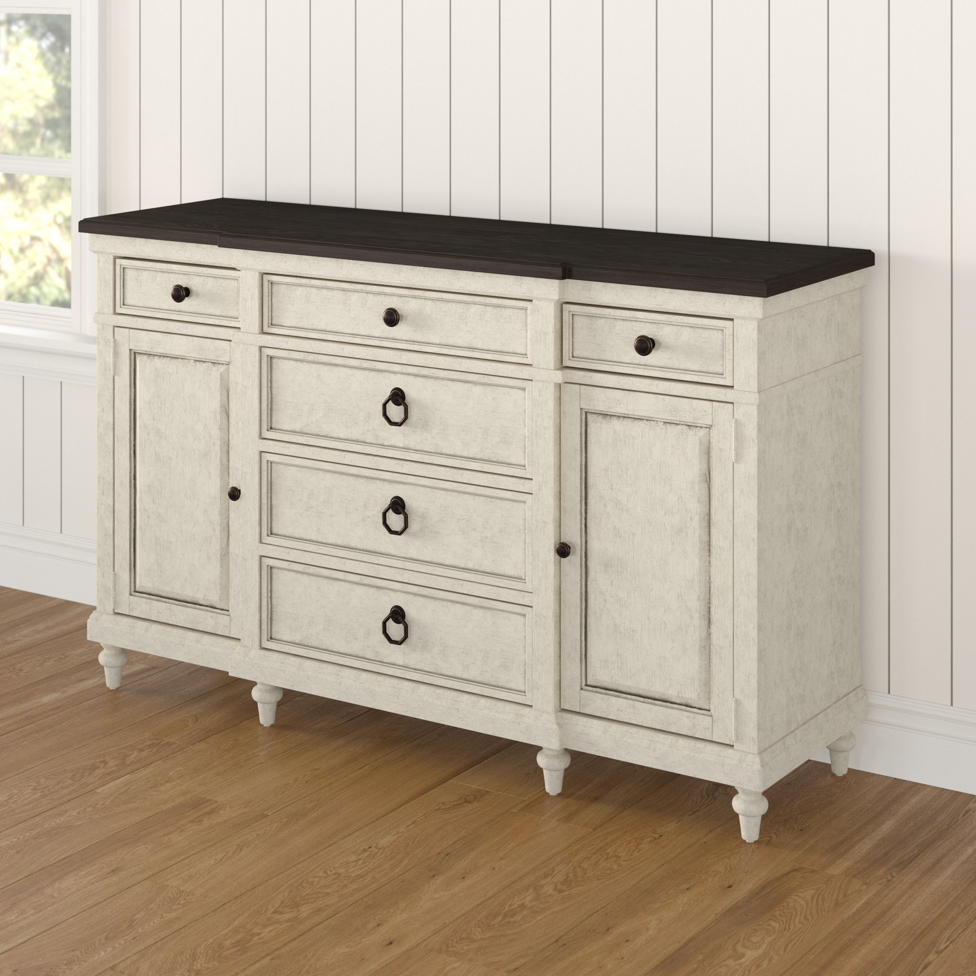 Ornithogale Sideboard With Best And Newest Payton Serving Sideboards (#13 of 20)
