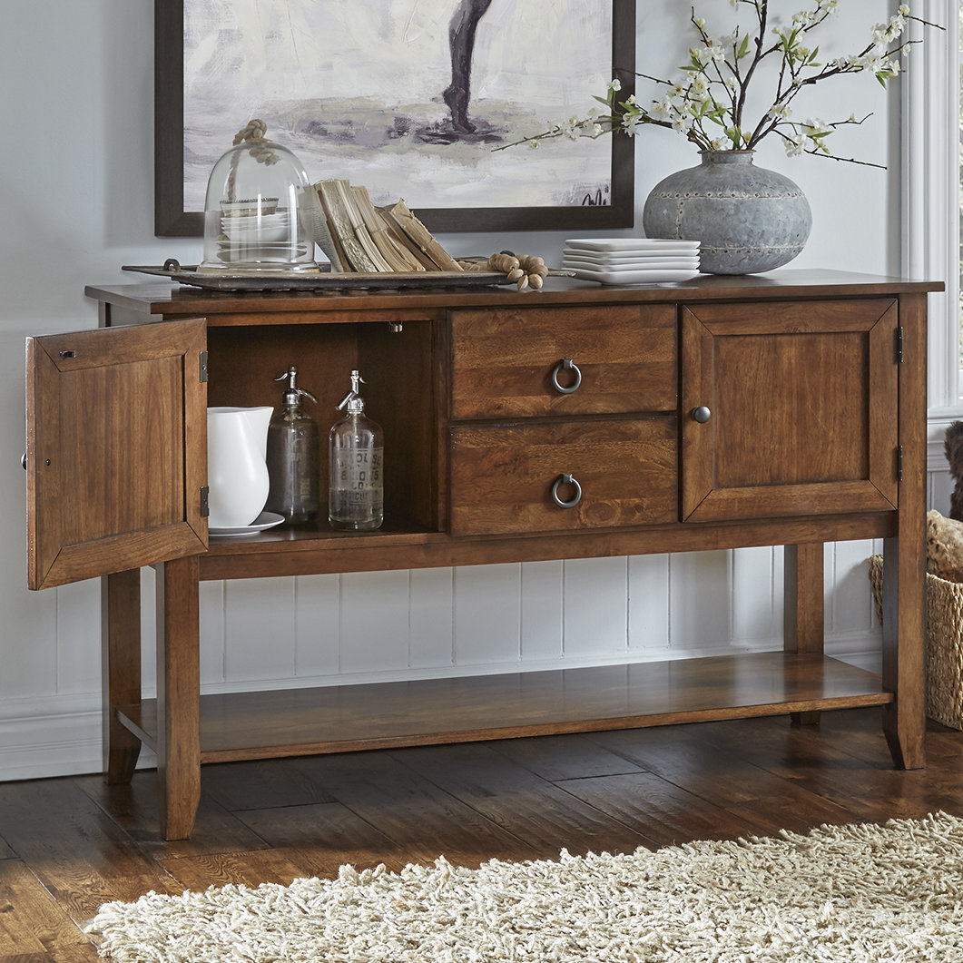 Osborne Buffet Table Within Most Current Nashoba Sideboards (#13 of 20)