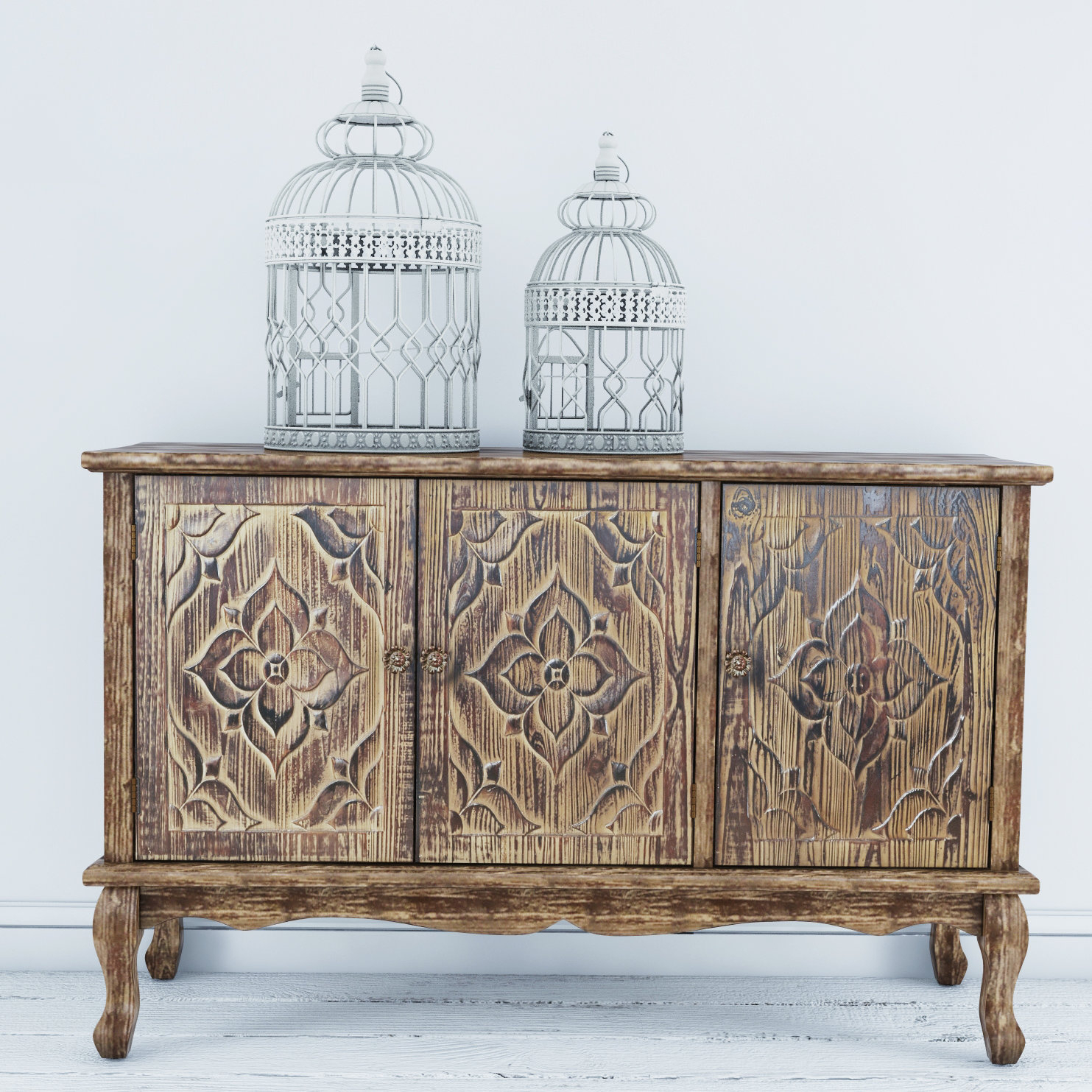 Ottinger Server With Regard To Most Current Dillen Sideboards (#14 of 20)