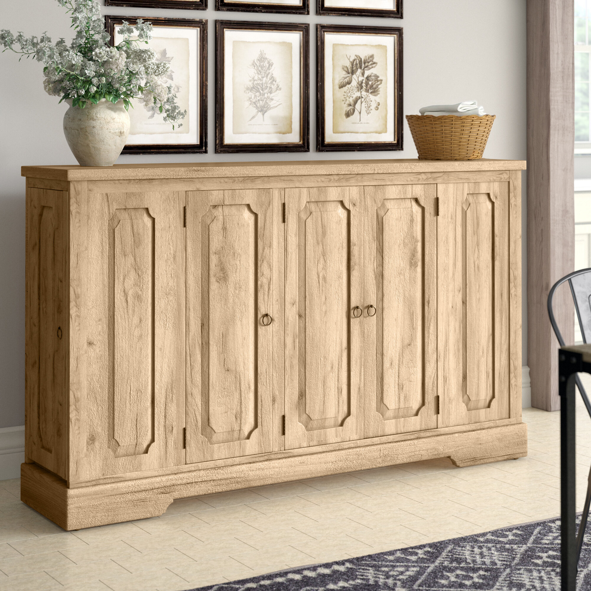 Inspiration about Pannell Sideboard Pertaining To Most Current Solana Sideboards (#15 of 20)