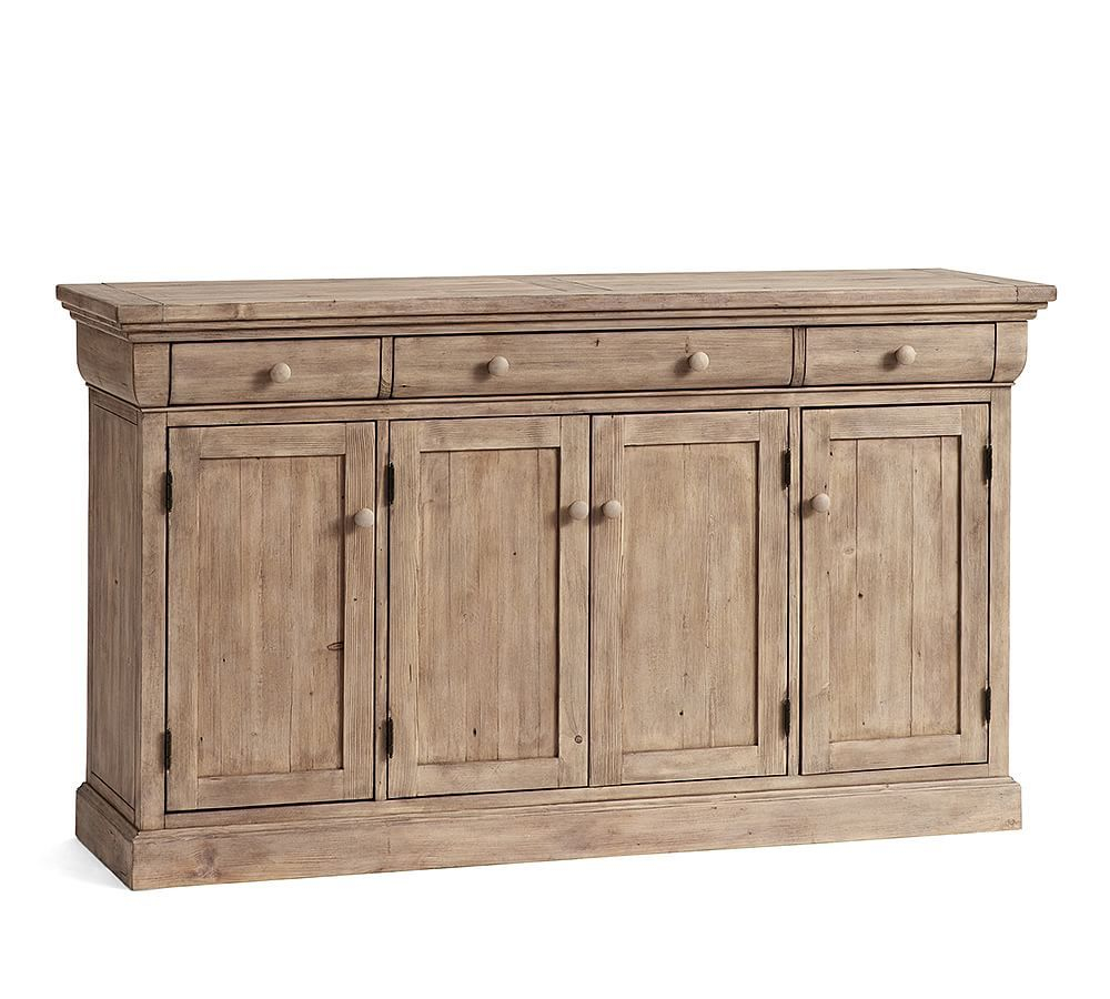 Inspiration about Parkmore Reclaimed Wood Buffet In 2019 | Products | Wood Regarding 2017 Gertrude Sideboards (#5 of 20)