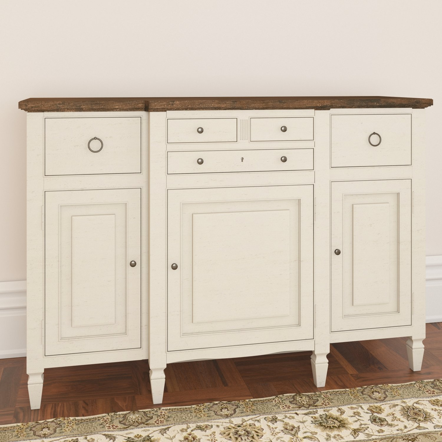 Popular Photo of Payton Serving Sideboards