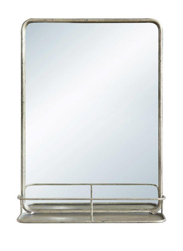 Peetz Modern Rustic Accent Mirror | | Mirror, Mirror Pertaining To Peetz Modern Rustic Accent Mirrors (View 18 of 20)