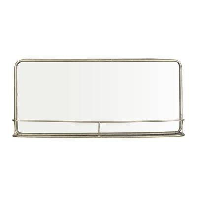 Inspiration about Peetz Modern Rustic Accent Mirror & Reviews | Allmodern For Peetz Modern Rustic Accent Mirrors (#6 of 20)