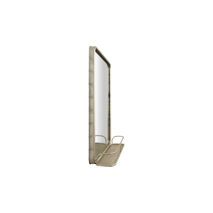 Inspiration about Peetz Modern Rustic Accent Mirror With Peetz Modern Rustic Accent Mirrors (#8 of 20)