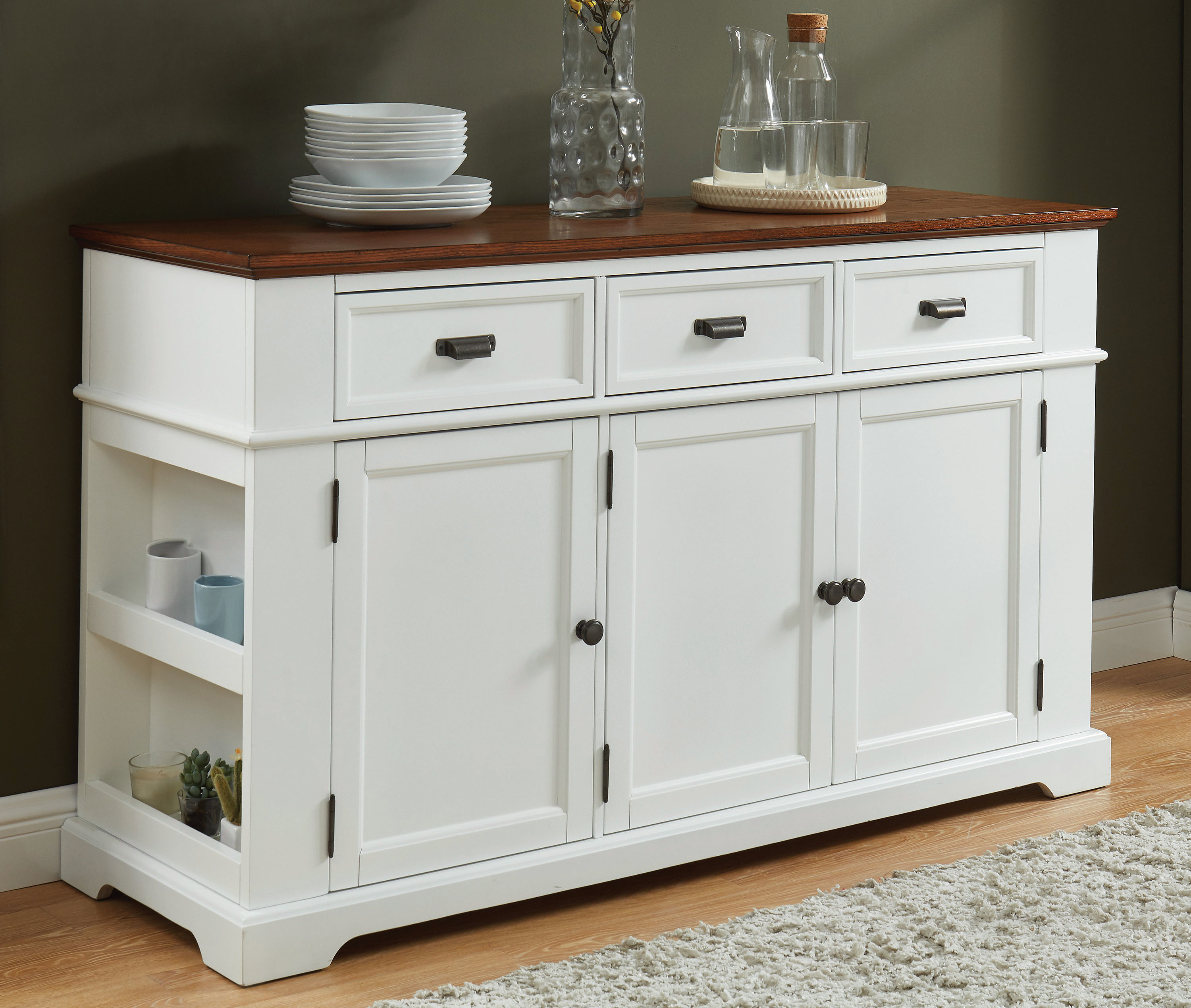 Inspiration about Pellegrin Sideboard Regarding Best And Newest Fortville Sideboards (#20 of 20)