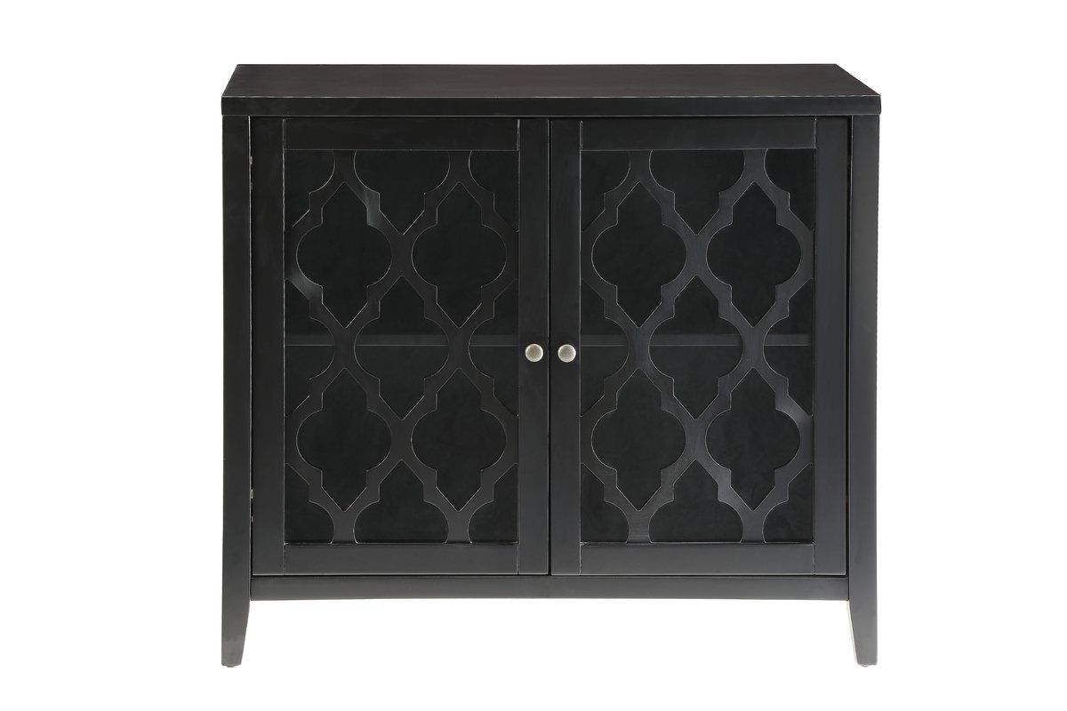 Inspiration about Pembroke 2 Door Accent Cabinet In 2019 | Cabinet | Cabinet With Regard To Most Current Candide Wood Credenzas (#17 of 20)