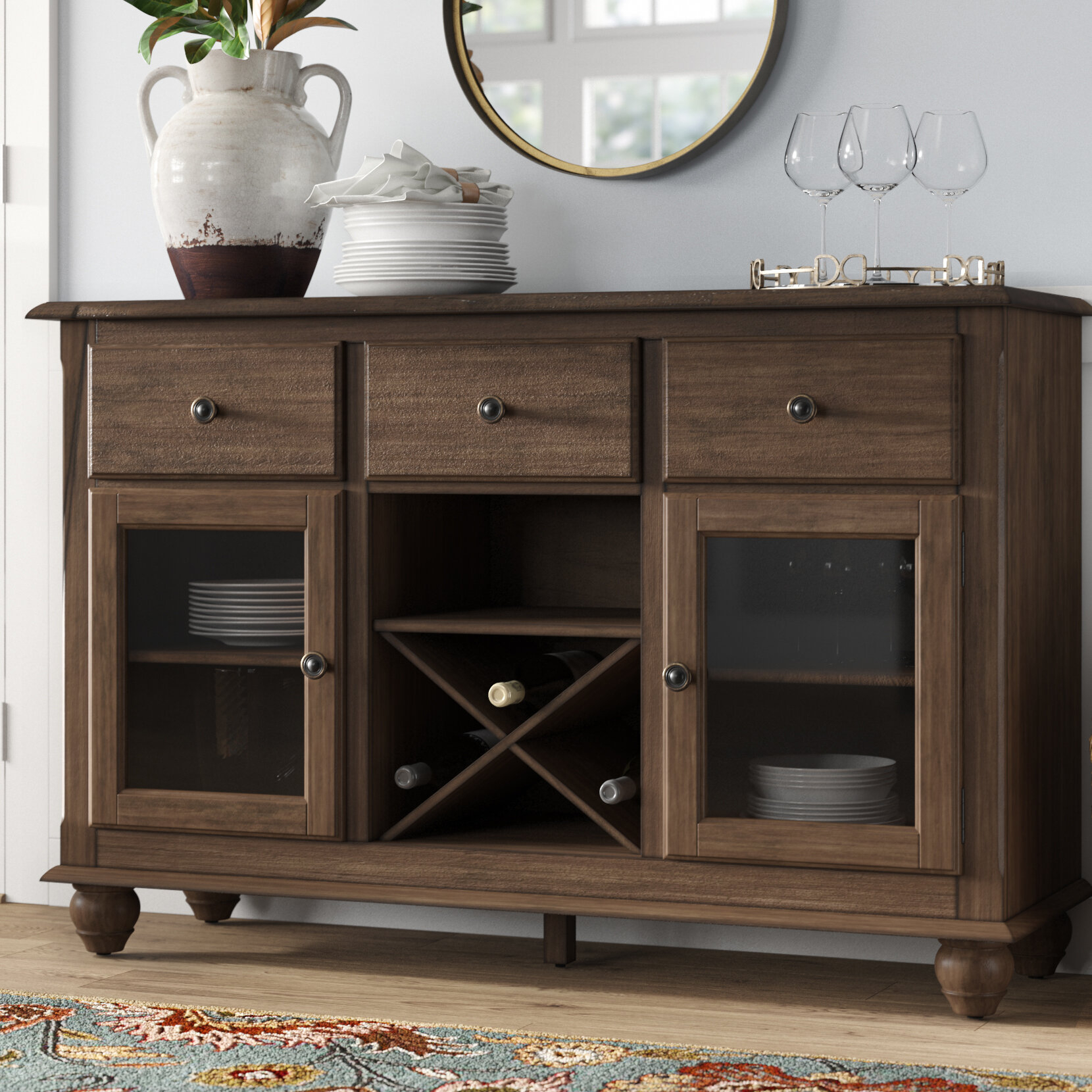 Perez Sideboard Throughout Best And Newest Perez Sideboards (#14 of 20)