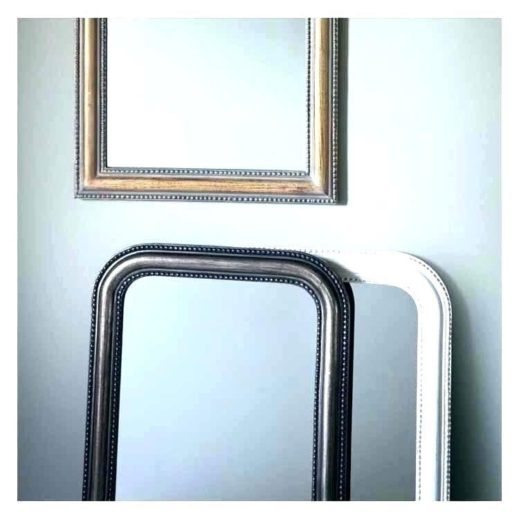 Pewter Bathroom Mirror – Vanmoodyschool For Rectangle Pewter Beveled Wall Mirrors (#10 of 20)