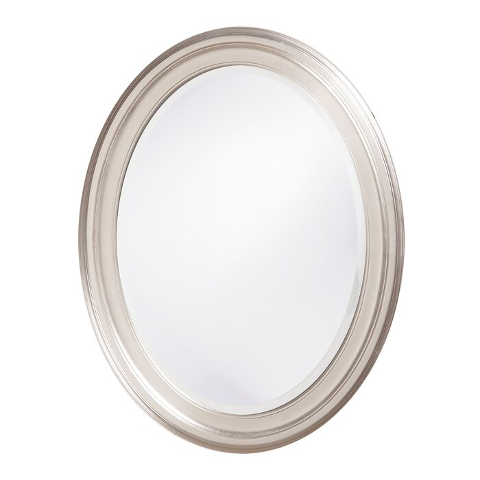 Inspiration about Pfister Oval Wood Wall Mirror Pertaining To Pfister Oval Wood Wall Mirrors (#6 of 20)