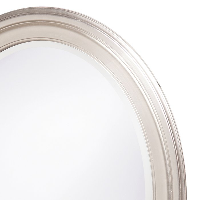 Inspiration about Pfister Oval Wood Wall Mirror Regarding Pfister Oval Wood Wall Mirrors (#5 of 20)