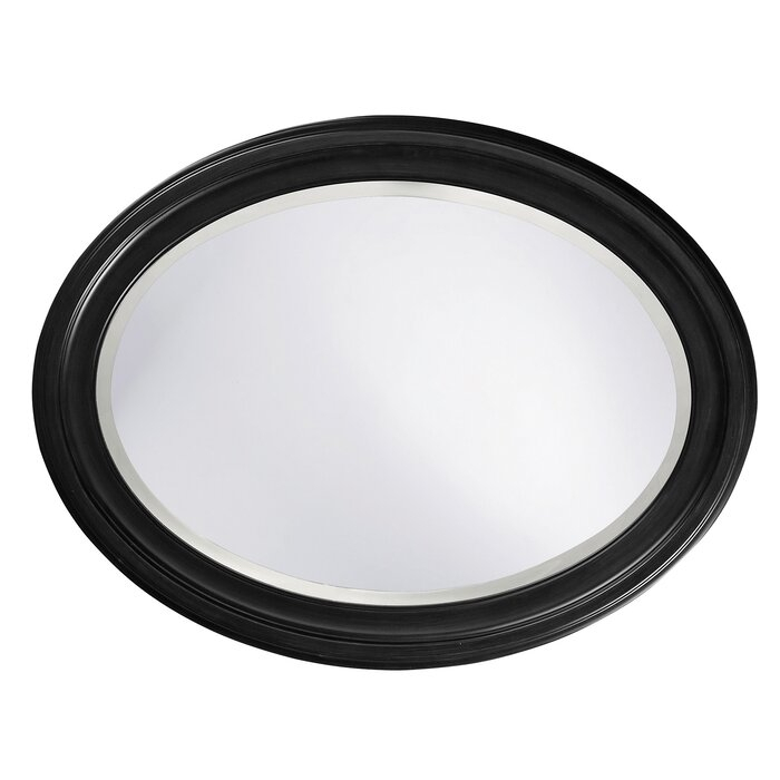 Pfister Oval Wood Wall Mirror With Pfister Oval Wood Wall Mirrors (#16 of 20)