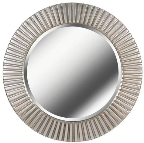Pinterest – Пинтерест Inside Round Eclectic Accent Mirrors (#7 of 20)