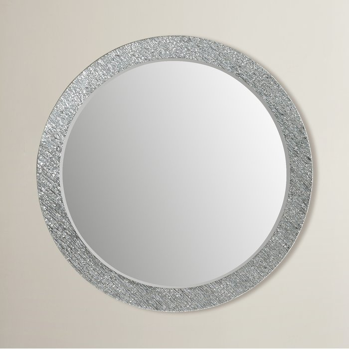 Inspiration about Point Reyes Molten Round Wall Mirror Pertaining To Point Reyes Molten Round Wall Mirrors (#3 of 20)