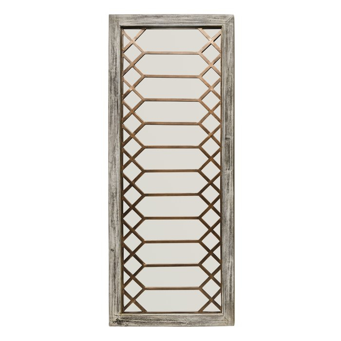 Inspiration about Polito Cottage/country Wall Mirror Inside Polito Cottage/country Wall Mirrors (#1 of 20)
