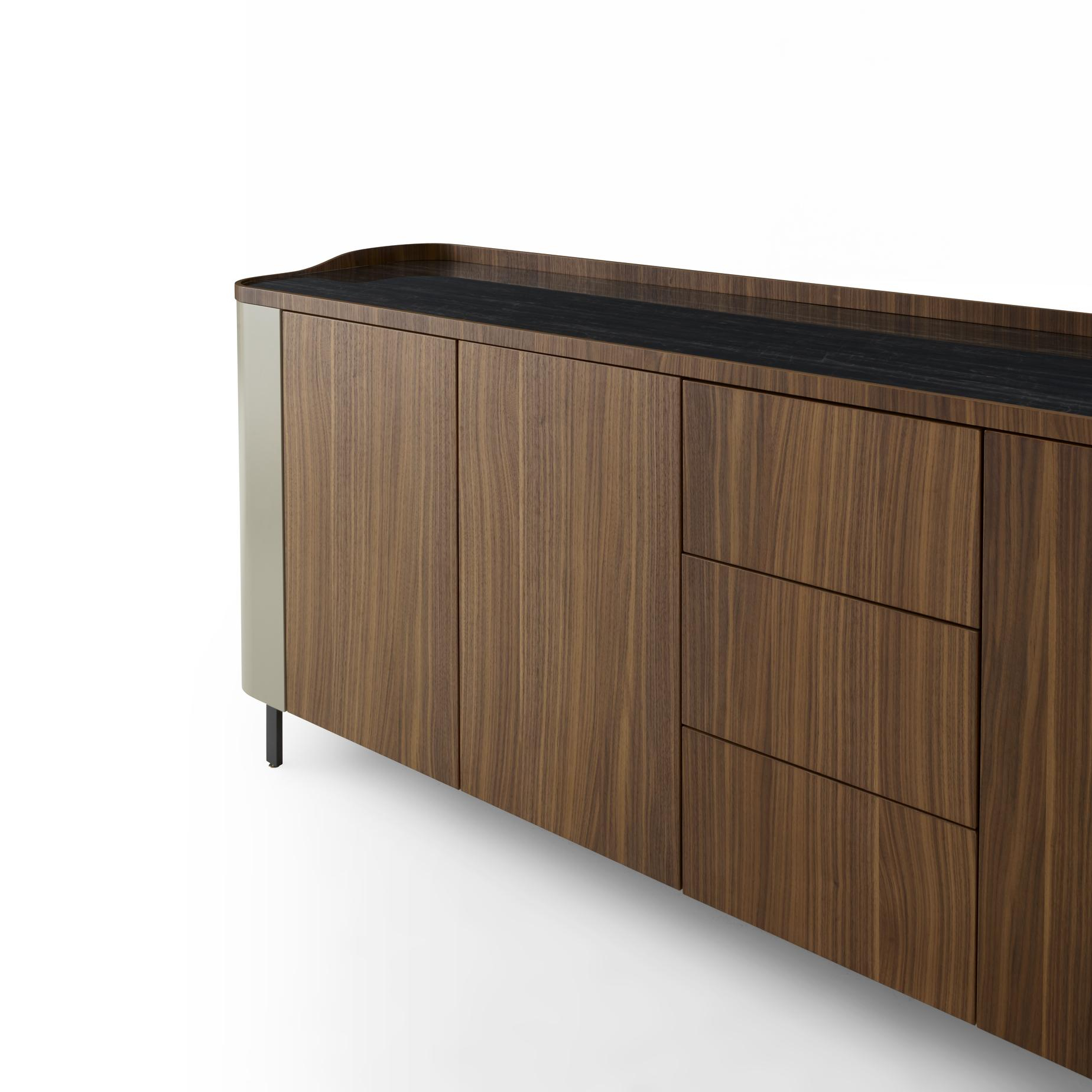 Postmoderne, Sideboards From Designer : Eric Jourdan | Ligne Within Most Up To Date North York Sideboards (#14 of 20)