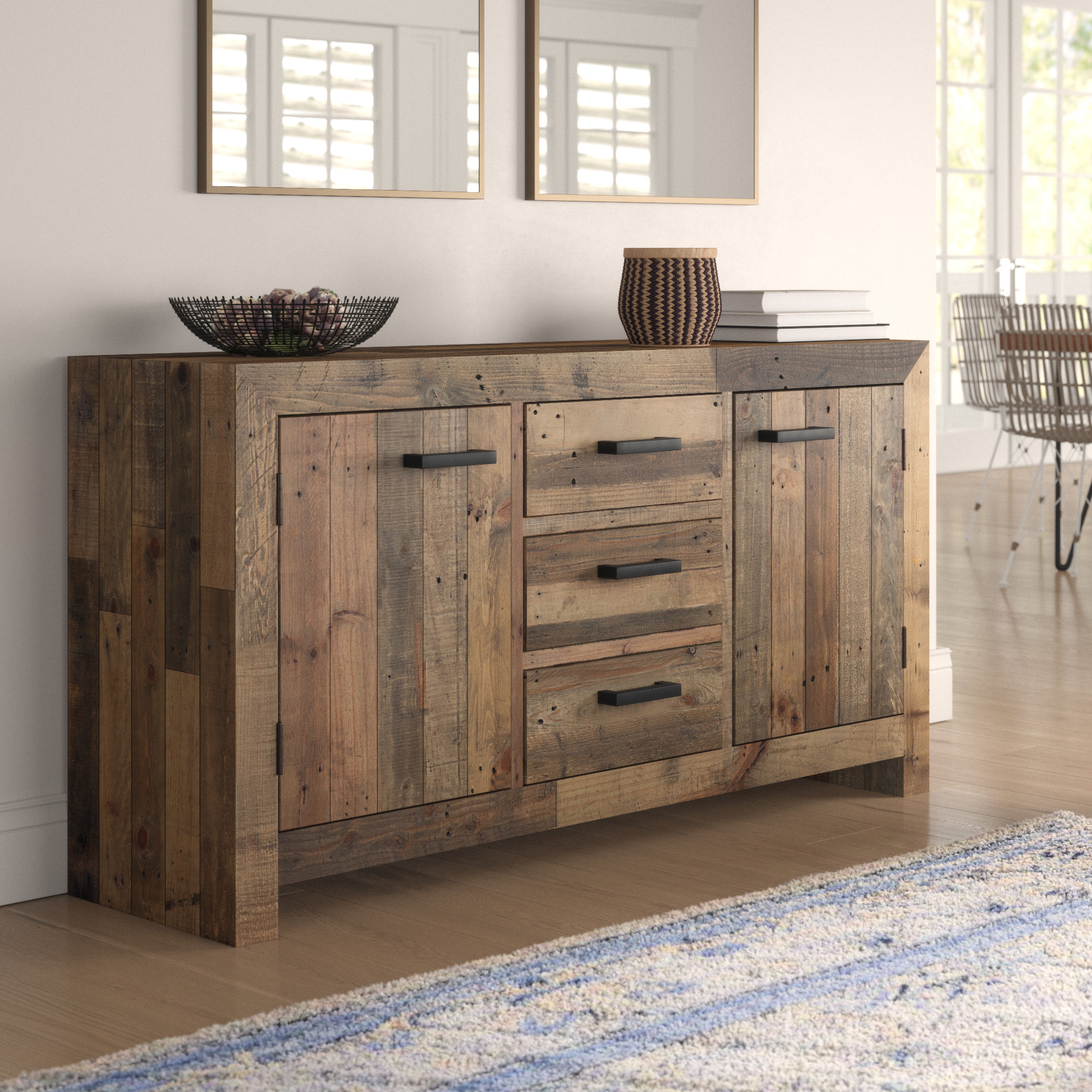 Inspiration about Printmaker Sideboard | Wayfair.ca For Newest Chaffins Sideboards (#20 of 20)