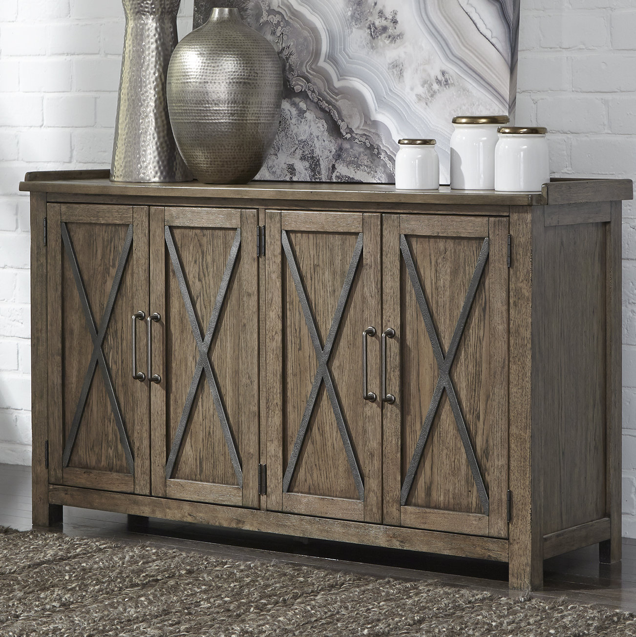 Inspiration about Pyburn Sideboard In Most Popular Langsa Sideboards (#16 of 20)