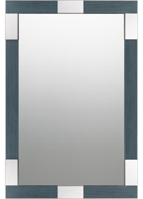 Inspiration about Quoizel Qr4042 Pelican Mirror Pertaining To Morlan Accent Mirrors (#14 of 20)