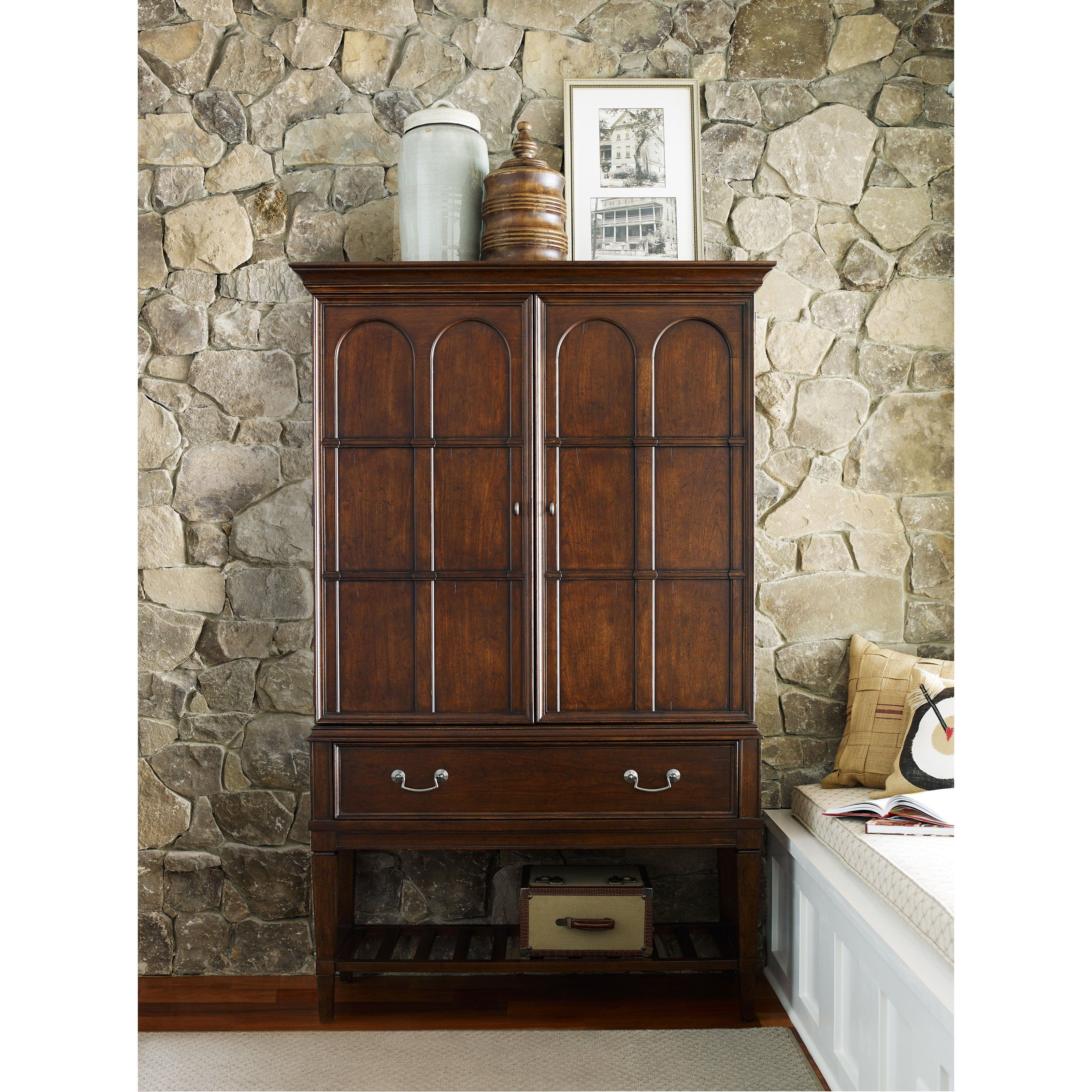 Inspiration about Rachael Ray Upstatelegacy Classic Bar Cabinet – 6040 155 With Regard To Most Recent Arminta Wood Sideboards (#10 of 20)
