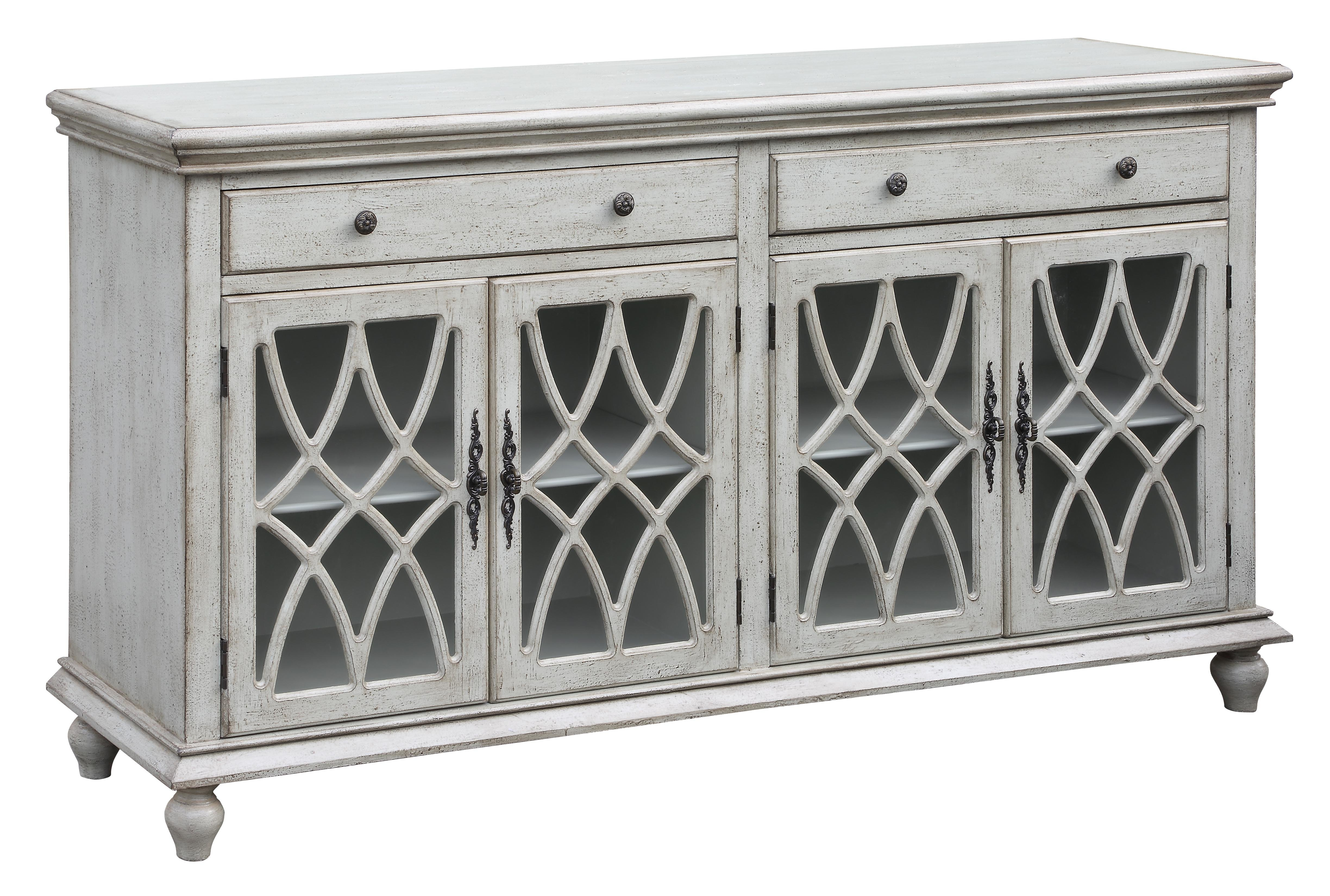 Inspiration about Raquette Sideboard Throughout Best And Newest Mauldin 3 Door Sideboards (#9 of 20)
