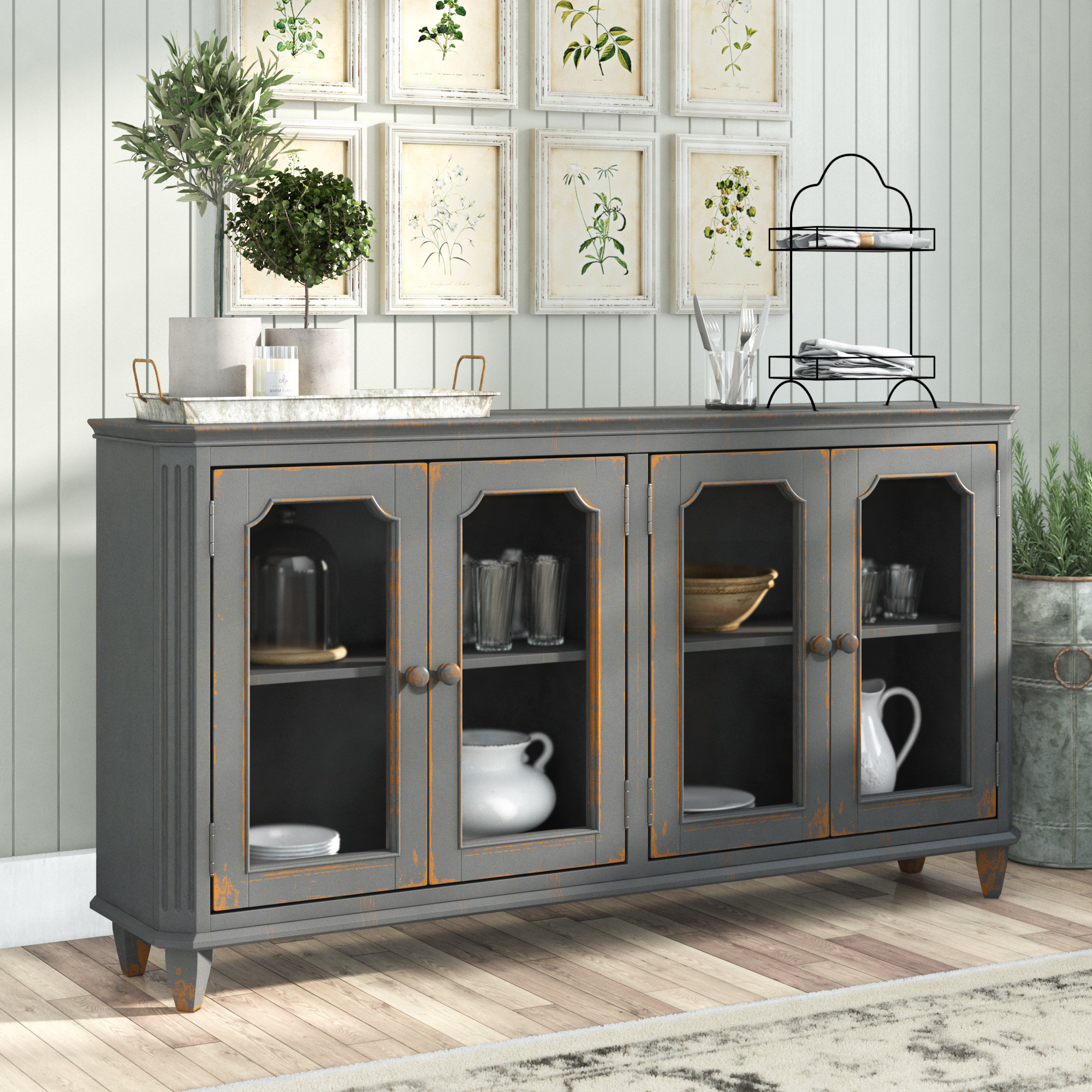 Inspiration about Raunds Accent Cabinet With Regard To Most Recent Raunds Sideboards (#10 of 20)