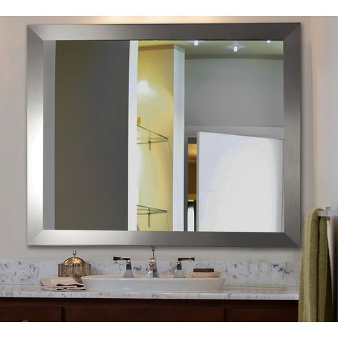 Inspiration about Rayne Mirrors Inc. – American Made Rayne Modern Rectangle Pertaining To American Made Accent Wall Mirrors (#14 of 20)