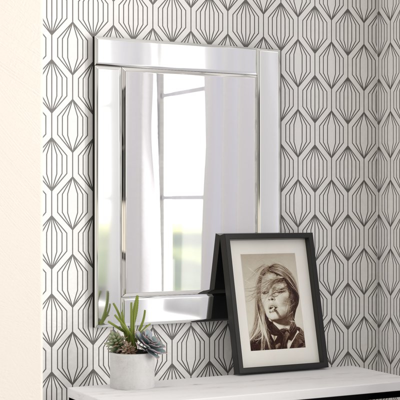 Inspiration about Rectangle Accent Wall Mirror Inside Rectangle Accent Wall Mirrors (#4 of 20)