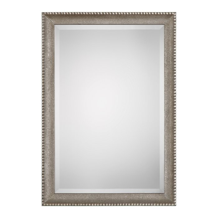 Inspiration about Rectangle Framed Accent Mirror Regarding Willacoochee Traditional Beveled Accent Mirrors (#19 of 20)