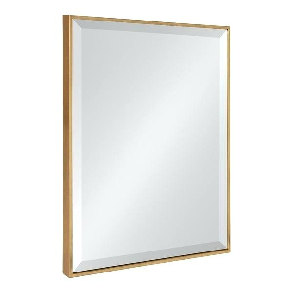 Inspiration about Rectangle Wall Mirror – Jamilinhart.co Intended For Janie Rectangular Wall Mirrors (#18 of 20)
