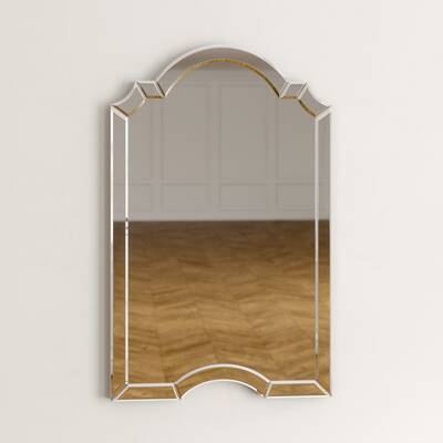 Rectangular Dresser Mirror | Birch Lane For Ekaterina Arch/crowned Top Wall Mirrors (#20 of 20)