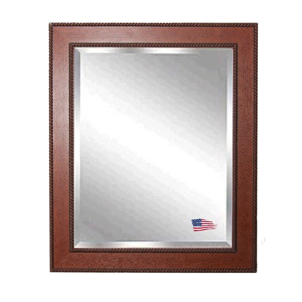 Inspiration about Rectangular Rope Mirror | Wayfair In Pennsburg Rectangle Wall Mirrors (#8 of 20)