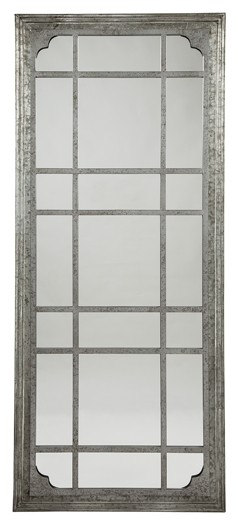 Inspiration about Remy – Antique Gray – Accent Mirror In Accent Mirrors (#13 of 20)