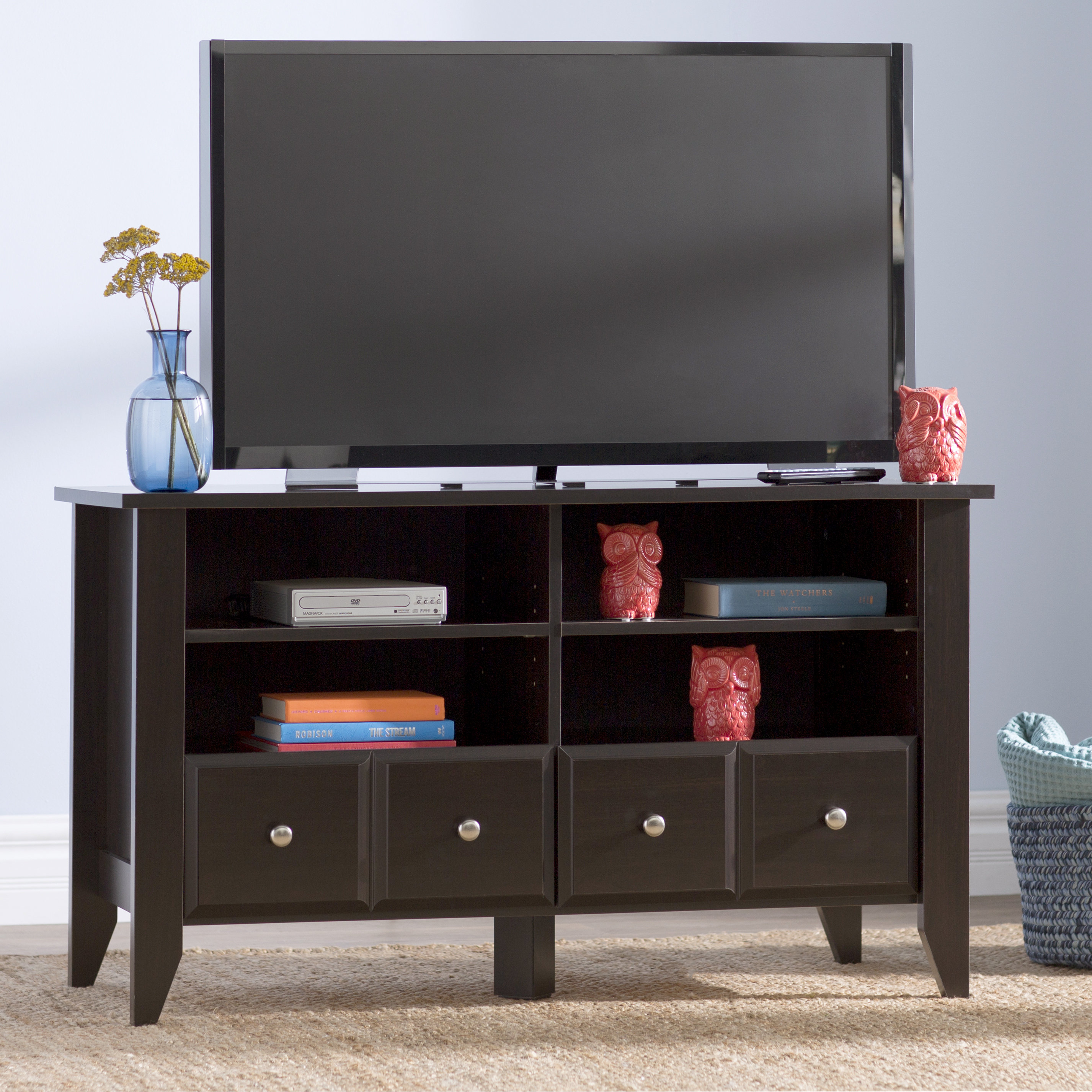 """Inspiration about Revere Tv Stand For Tvs Up To 42"""" With Regard To Current Ericka Tv Stands For Tvs Up To 42"""" (#4 of 20)"""
