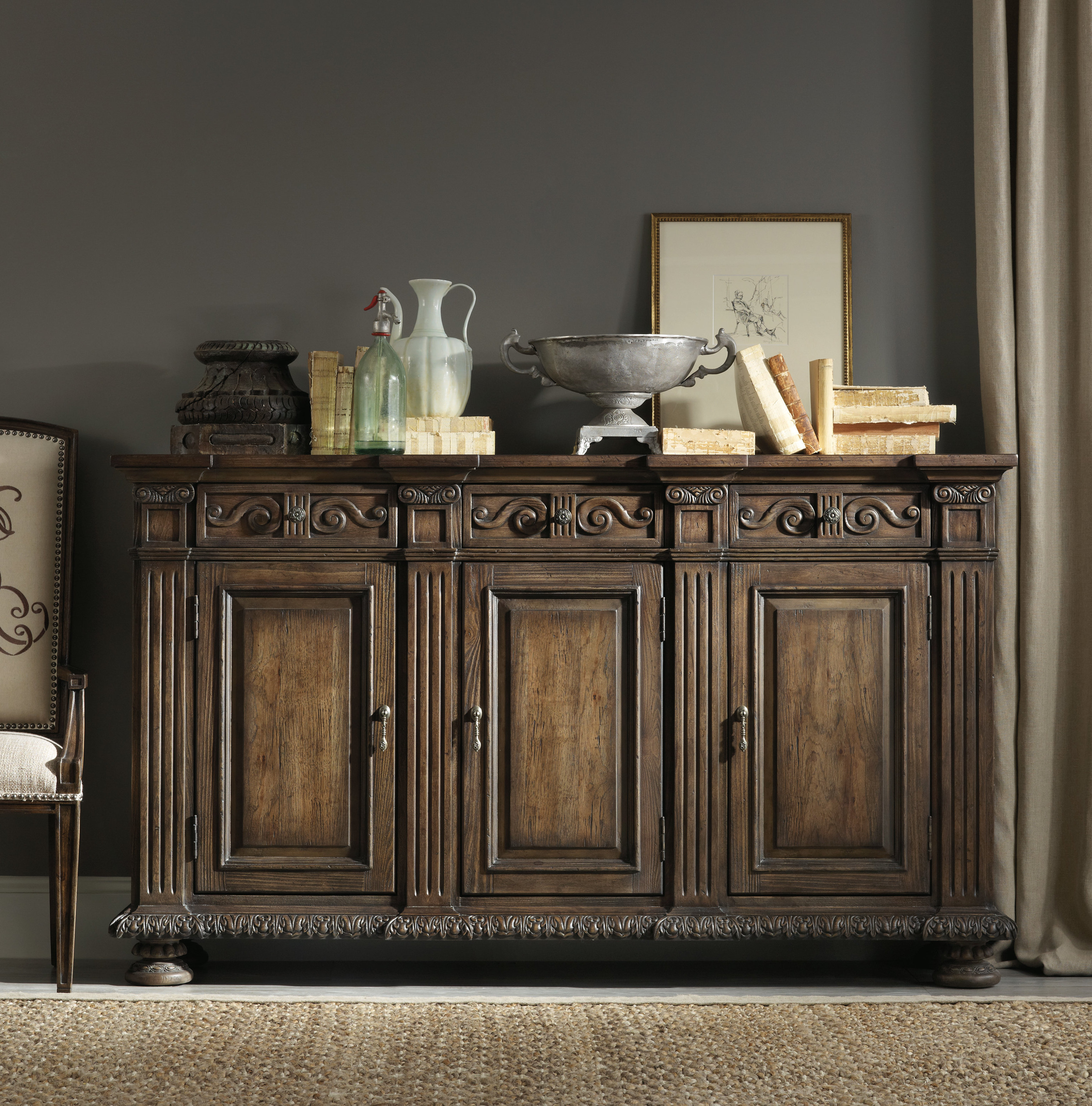 Rhapsody Sideboard In Most Up To Date Solana Sideboards (#14 of 20)