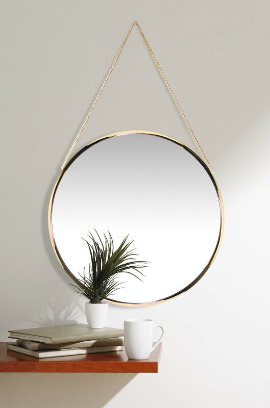Inspiration about Rhein Accent Mirror In 2019 | Downstairs Bathroom | Mirror In Rhein Accent Mirrors (#4 of 20)