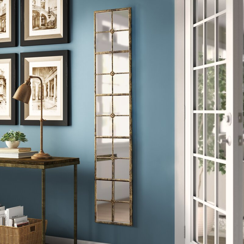 Inspiration about Rhonda Modern & Contemporary Full Length Mirror With Modern & Contemporary Full Length Mirrors (#6 of 20)